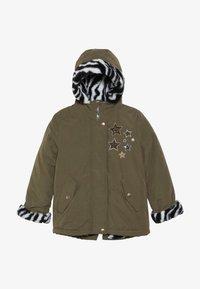 Friboo - Winter jacket - khaki - 3