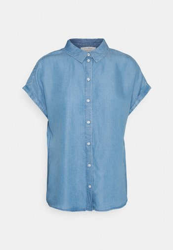 LIGHT DENIM SHORTSLEEVE