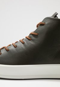 ECCO - SOFT - Höga sneakers - deep forest - 6