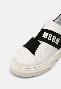 MSGM - UNISEX - Trainers - white - 4