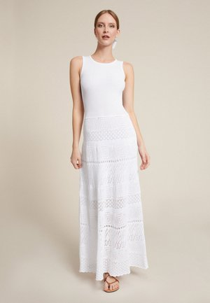 CORREDO - Maxi dress - bianco