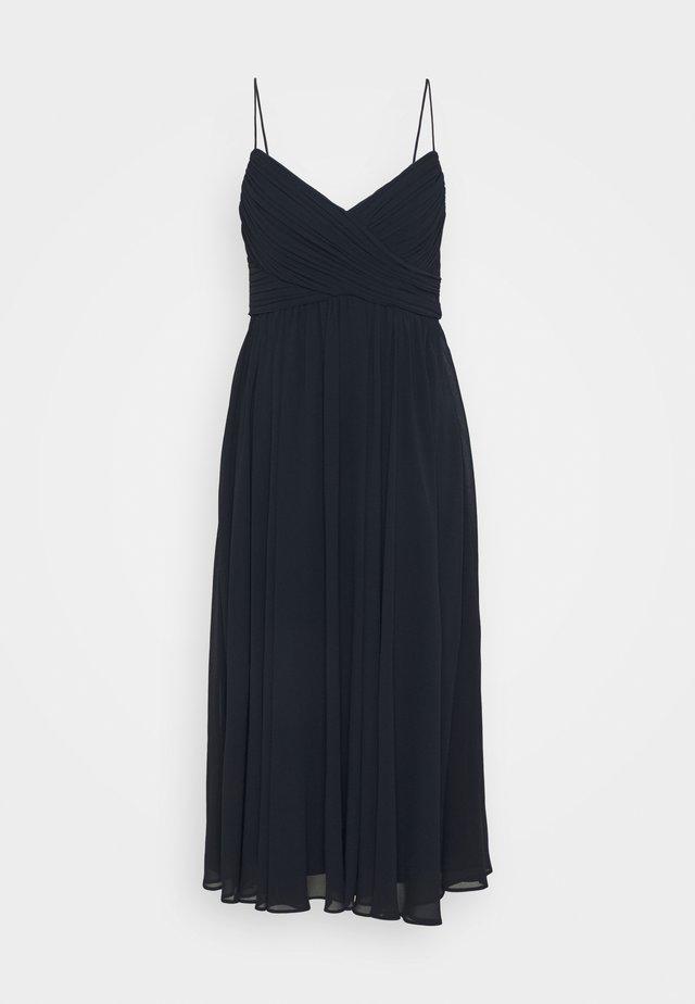 PHOEBE PROM MIDI DRESS - Cocktail dress / Party dress - navy