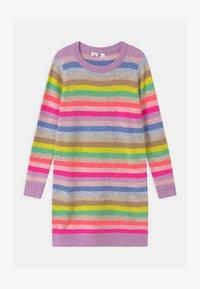 GAP - GIRL HAPPY STRIPE  - Jumper dress - multi-coloured - 0