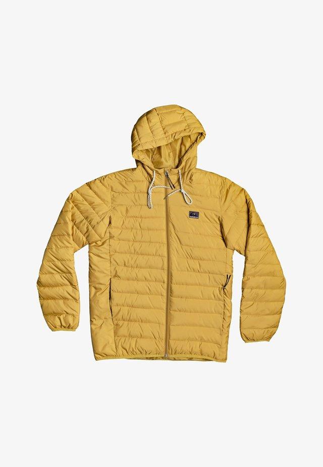 SCALY  - Winter jacket - honey
