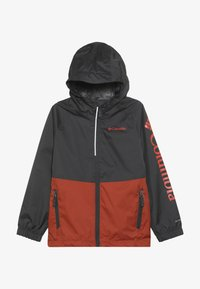 Columbia - DALBY SPRINGS JACKET - Outdoor jacket - carnelian red/shark - 3