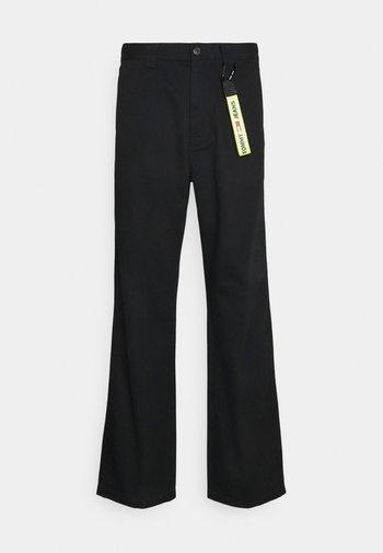 SKATER PANT - Pantaloni - black