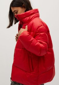 Violeta by Mango - BOOM - Winter jacket - rot - 4