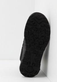 Superfit - ROCKET - Winter boots - schwarz/blau - 4