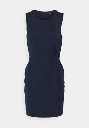 VMKIANA DRESS - Jerseykjole - navy blazer