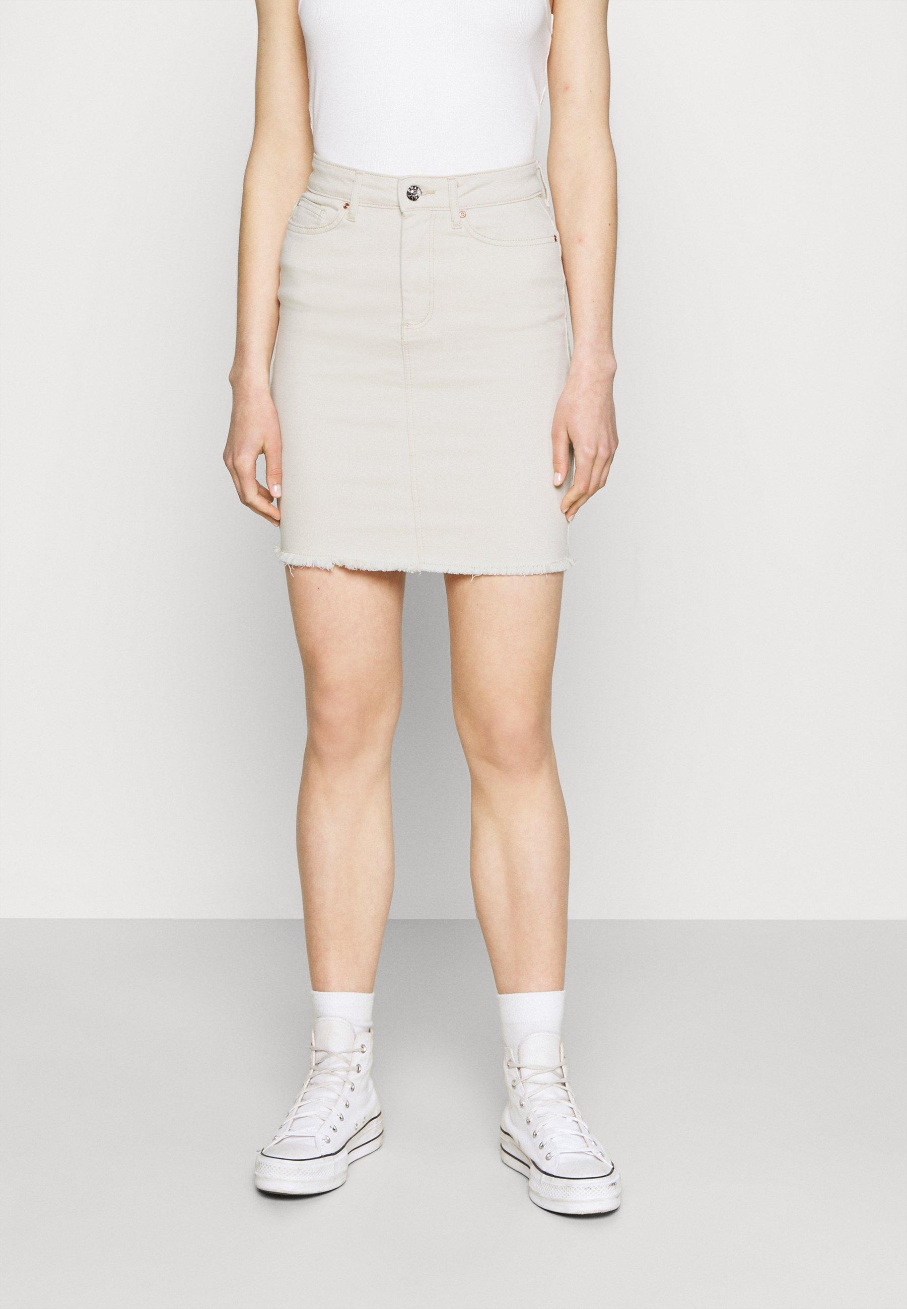 Women ONLBLUSH RAW - Mini skirt