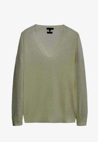 Massimo Dutti - Sweatshirt - white - 3