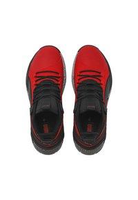 Puma - Basketball shoes - high risk red-puma black - 1