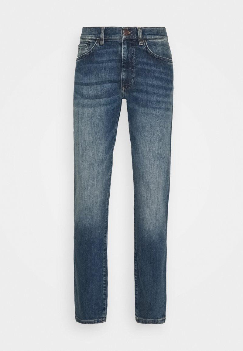 GANT - Straight leg jeans - mid blue