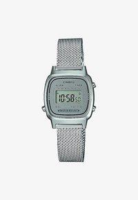 Casio - Zegarek cyfrowy - silver - 0