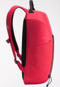 Haglöfs - Hiking rucksack - scarlet red - 4
