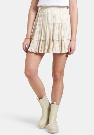 FITCH SKIRT - A-snit nederdel/ A-formede nederdele - white