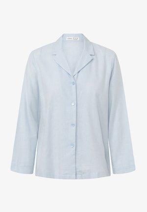 MIT STREIFEN  - Pyjama top - blue