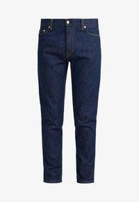 BYRON RAW - Straight leg jeans - dark blue