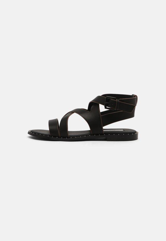 HAYES ROAD - Sandals - black