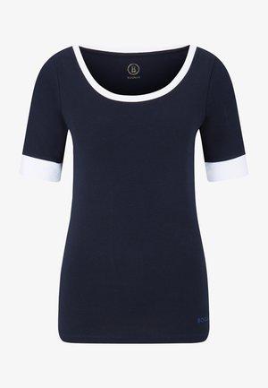JACKIE - T-shirt basique - navy-blau