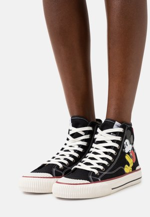 MASTER COLLECTOR  - Sneakers alte - black