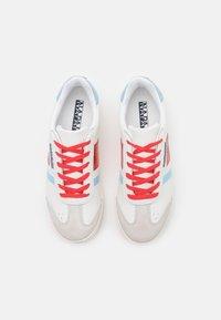 Napapijri - CORA - Trainers - white/red/multicolor - 3
