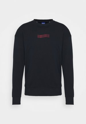 JORTOMORROW CREW NECK - Sweatshirt - navy blazer
