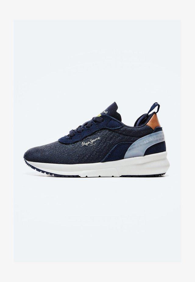 Nº22 WINTER 20 - Sneakers laag - navy