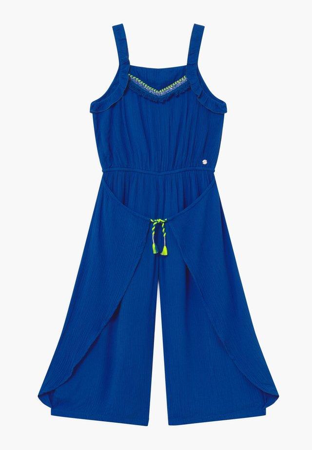 COMBI LONGUE - Jumpsuit - bleu électrique