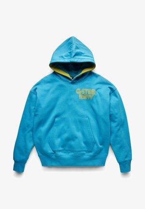 PREMIUM CORE OVERSIZED HDD SW - UNISEX - Hoodie - lt onymia blue