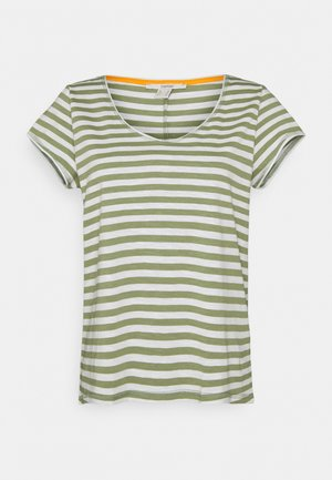 SLUB - T-shirt imprimé - light khaki