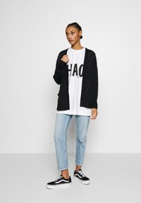 Roxy - VALLEY SHADES - Cardigan - anthracite - 1