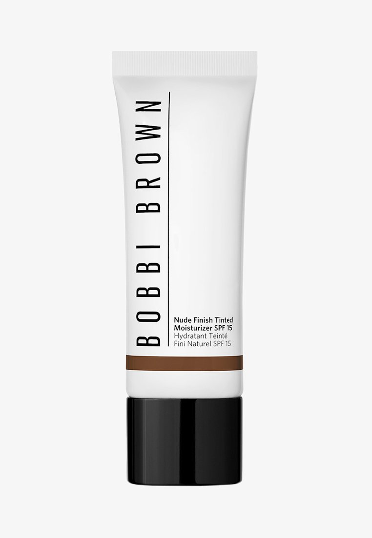 Bobbi Brown - NUDE FINISH TINTED MOISTURIZER SPF15  - Tinted moisturiser - 9 rich