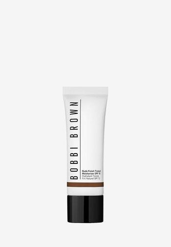 NUDE FINISH TINTED MOISTURIZER SPF15  - Tinted moisturiser - 9 rich