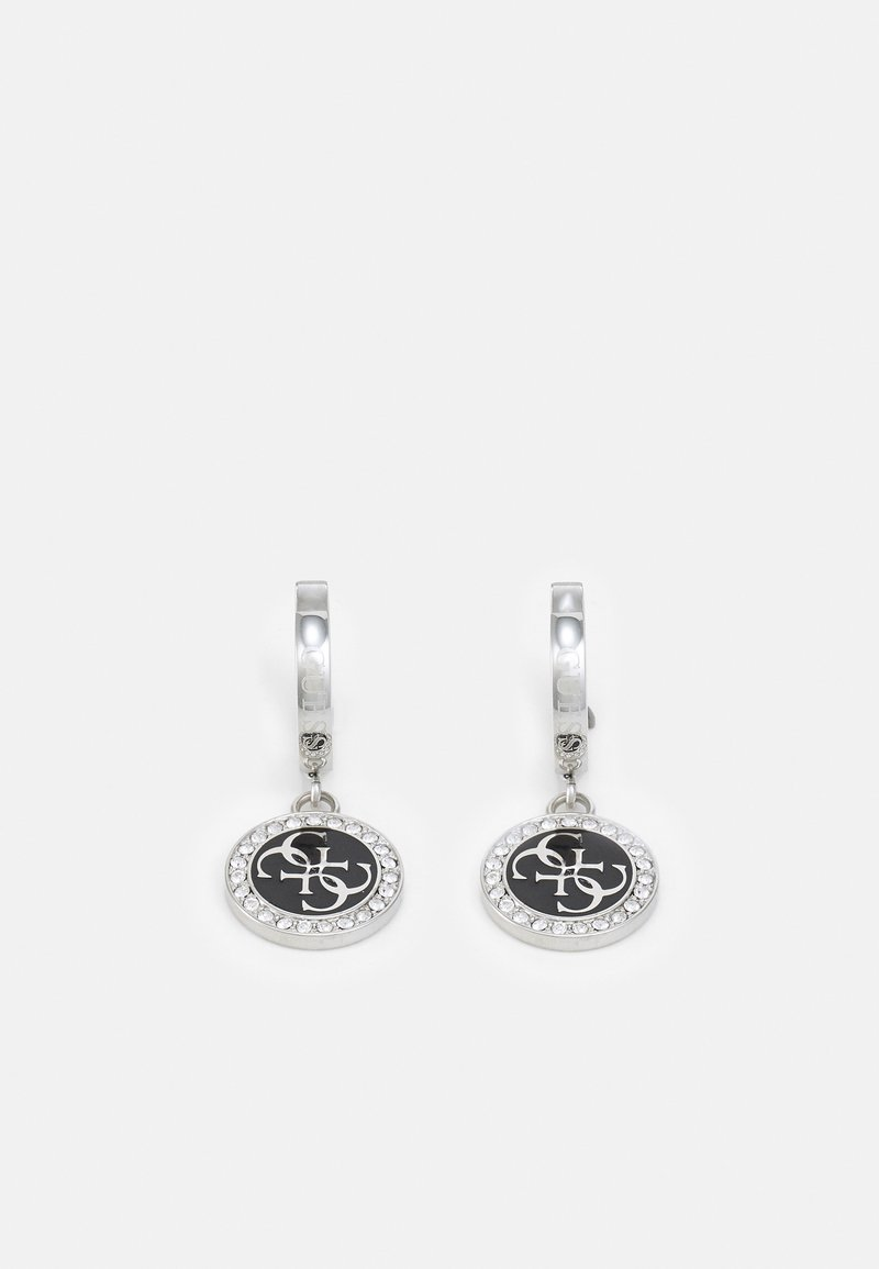 Guess - HOUR - Earrings - silver-coloured