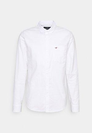 SOLIDS - Shirt - white