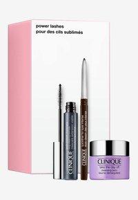 Clinique - POWER LASHES - Makeup set - - - 0