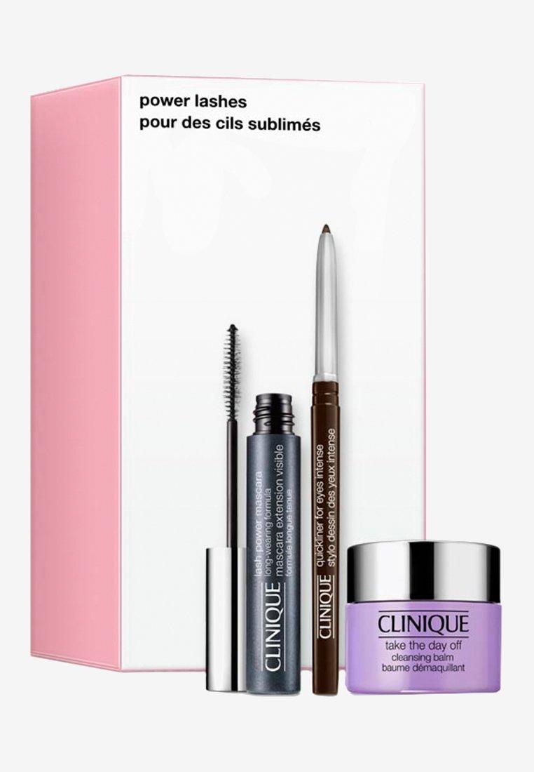 Clinique - POWER LASHES - Makeup set - -
