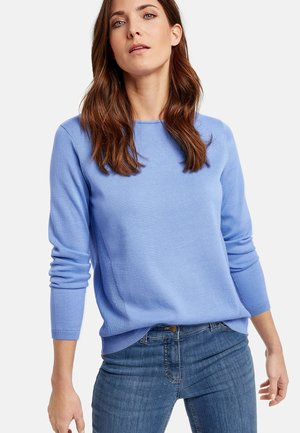 MIT STRUKTUR-MIX - Jumper - cloud blue