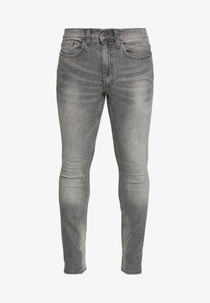 KOREA - Skinny džíny - grey