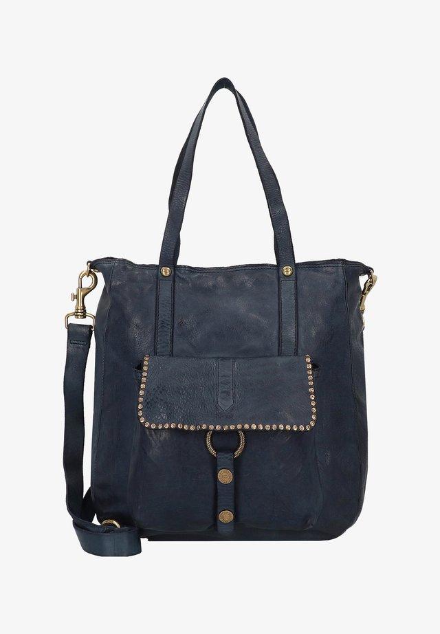 Handbag - blu