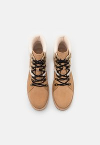 TOMS - MESA - Lace-up ankle boots - tan - 5