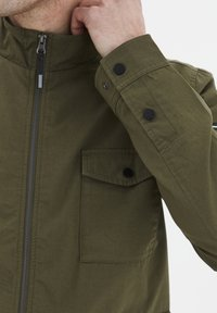 Solid - Light jacket - ivy green - 4