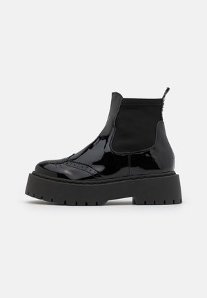 JOAMA - Korte laarzen - black