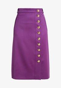Escada - REAA - Áčková sukně - violetta - 3