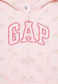 GAP - ARCH HOOD - Sweat à capuche - pink cameo - 3