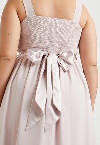 Dorothy Perkins Curve - NATALIE MAXI - Occasion wear - blush - 6