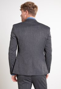 Next - TEXTURED - Blazer jacket - grey - 2