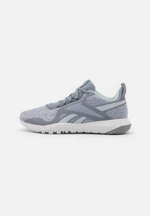 FLEXAGON FORCE 3.0 - Sports shoes - cold grey/chalk blue
