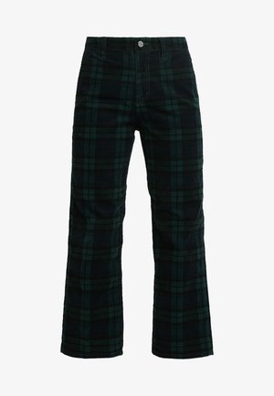 ABBOTT PAINTER PANT - Trousers - navy multi